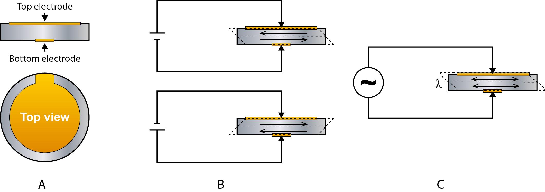 QCM technology sensor